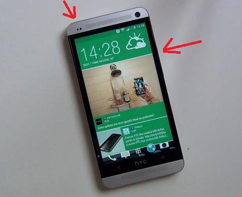 сделать скриншот Android