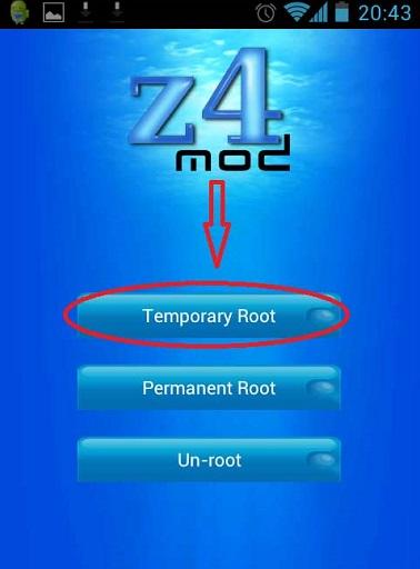 z4root скачать на андроид