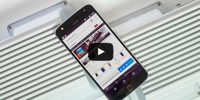 Motorola Moto Z Play обзор