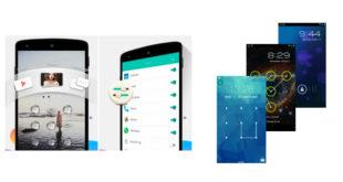 экраны блокировки андроид