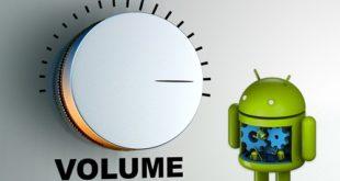 Увеличить звук на андроид