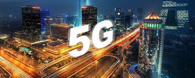 5g интернет в России
