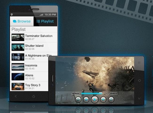 BS Player Андроид