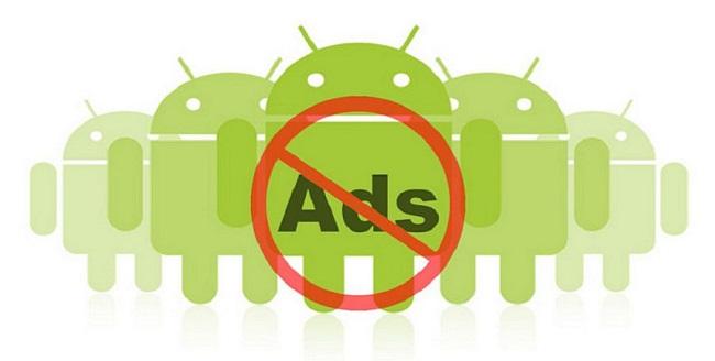 отключить рекламу андроид