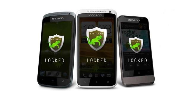 Защита android от кражи