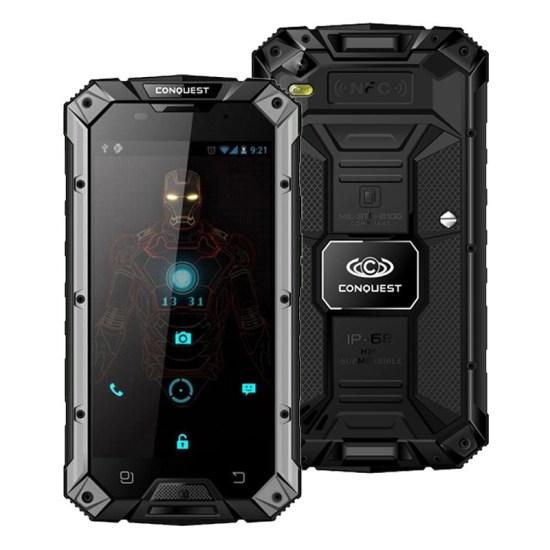 противоударный телефон Conquest S6 OCTA