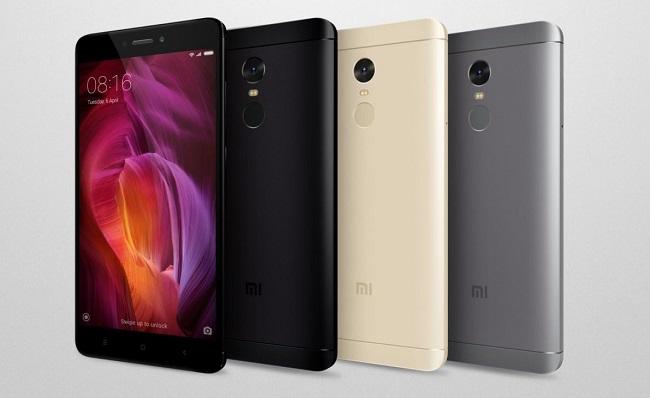 Xiaomi Redmi Note 4Х звук