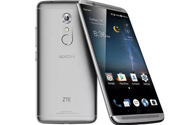 ZTE Axon 7 звук