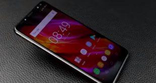 Oukitel K6 смартфон