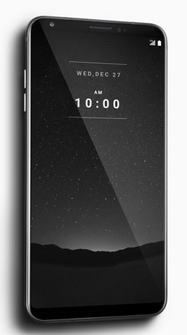 смартфон LG Signature Edition