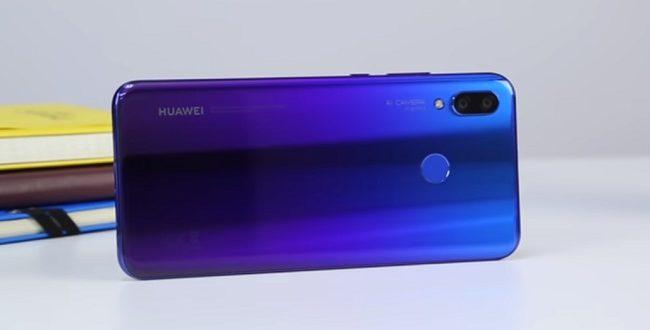 обзор Huawei nova 3