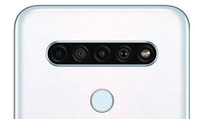 смартфон LG Q61