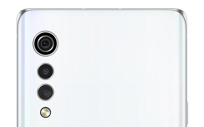 смартфон LG Velvet