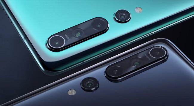 смартфон Xiaomi Mi 10 5G