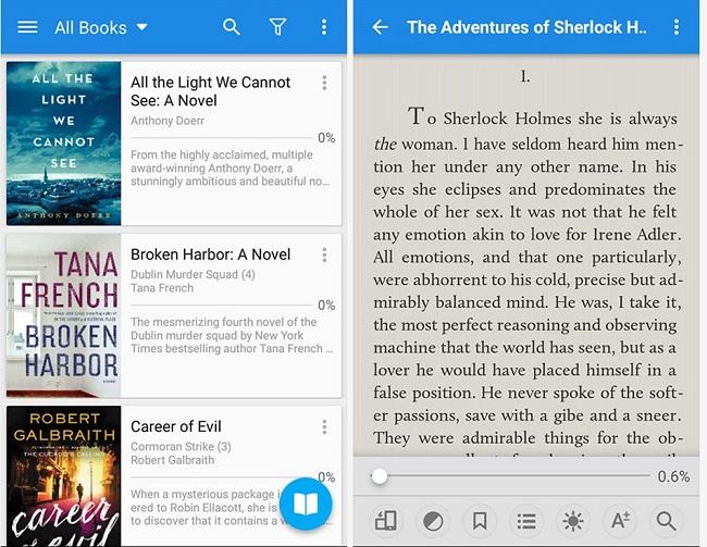Скачать программу для чтения книг для андроида