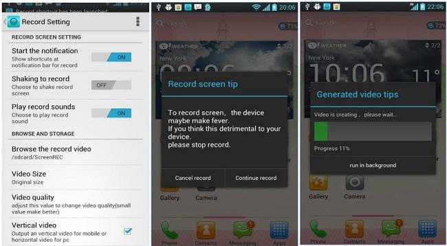 Приложение Для Записи Видео С Экрана Android