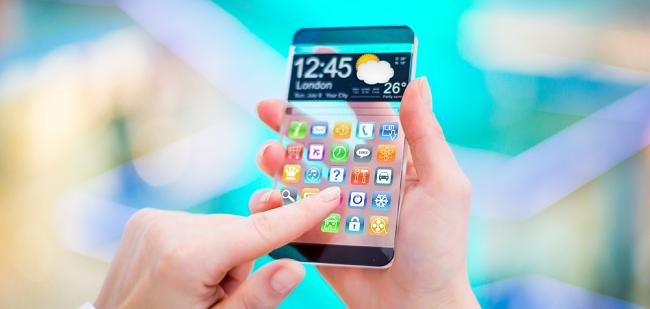 телефон в будущем