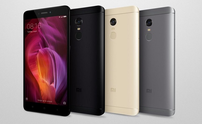 Xiaomi Redmi Note 4Х звук