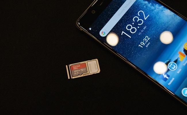 microSD на 400 ГБ