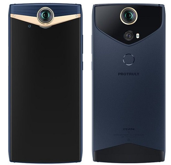 Protruly Darling V11S смартфон 360 градусов