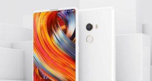 Xiaomi Mi Mix 2 SE смартфон из керамики