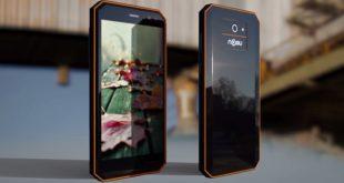 телефон Nomu M6