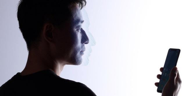 сканер лица ми8