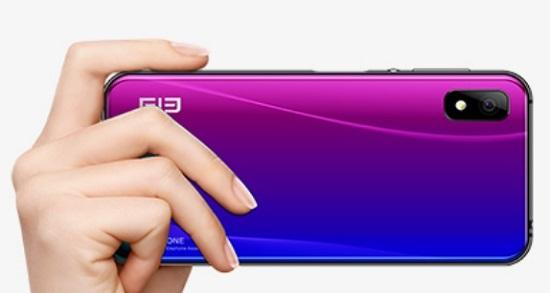 камера Elephone A4 Pro