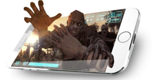 3d игра на смартфоне