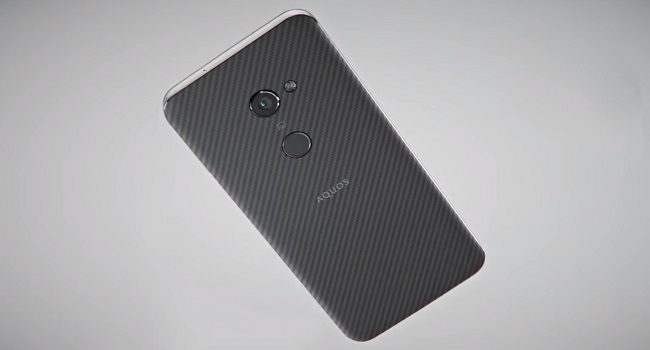 Sharp Aquos Zero