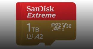 microSD SanDisk Extreme 1 терабайт